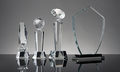 Classification of Glass Awards and Trophies
